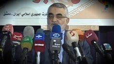 Alaeddín Boruyerdí, presidente de la comisión de Exteriores del Parlamento de Irán.