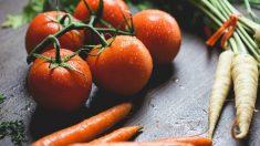 Lista de alimentos ricos en vitamina A.