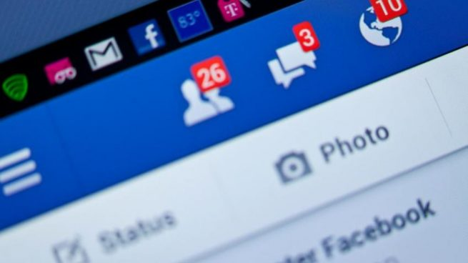 Buscar amigos en Facebook