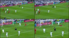 Ulreich regaló el segundo gol a Benzema. | Real Madrid – Bayern | Champions League