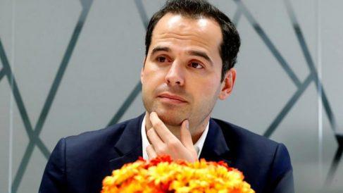 Ignacio Aguado, portavoz de Ciudadanos en la ASamblea de Madrid. Foto: EFE