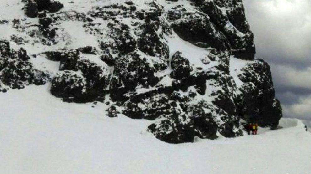 Tres montañeros rescatados en el Pico Curavacas, Palencia.