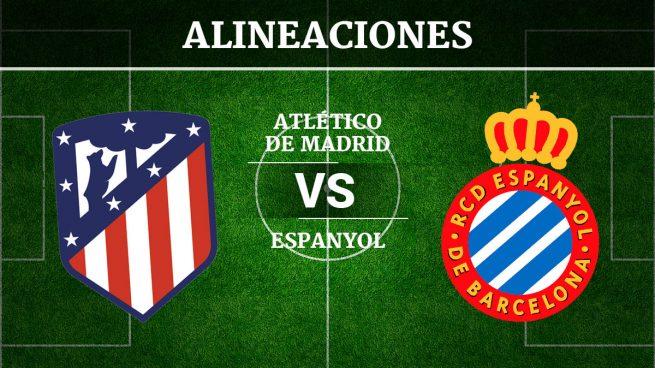 Atlético de Madrid vs Espanyol