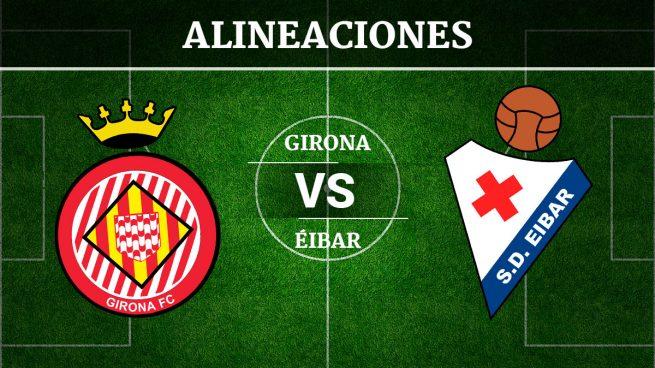 Girona vs Éibar