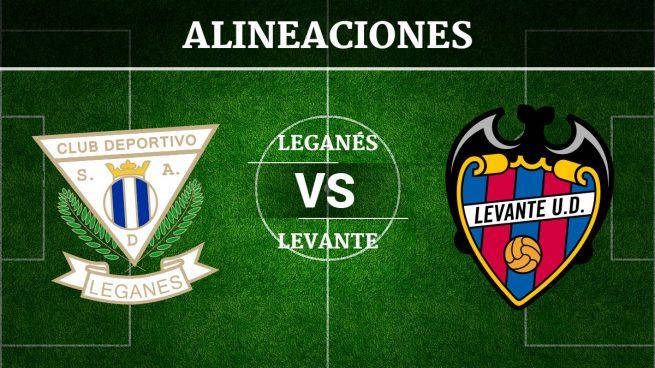 Leganés vs Levante