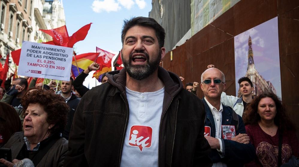 Carlos Sánchez Mato. (Foto. IU)