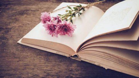 Guía de pasos para hacer un marcapáginas de flores