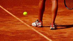 Aprende a llevar los marcadores de tenis durante todo el partido