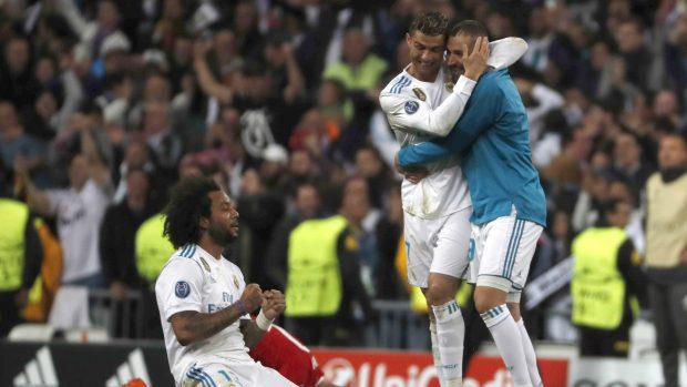Benzema siempre vuelve por semifinales