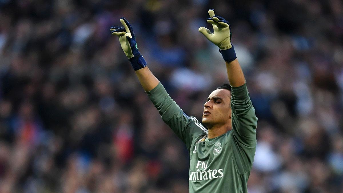 El-portero-del-Real-Madrid,-Keylor-Navas,-estuvo-providencial-ante-el-Bayern-de-Múnich-(Getty)
