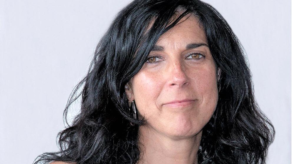 Eukene Arana, miembro de la ejecutiva de Podemos Euskadi. | Disolución ETA