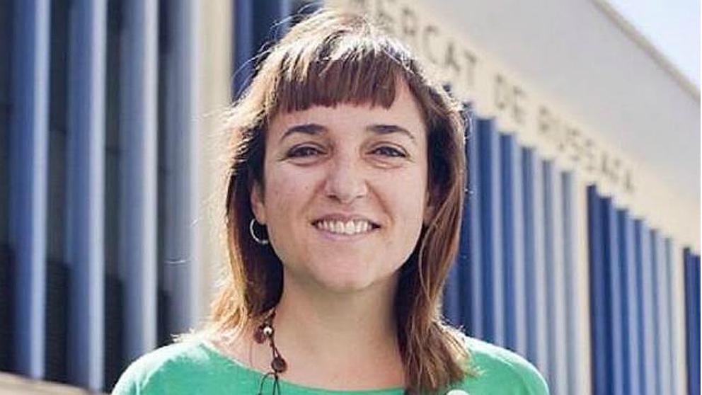 Isabel Lozano (Compromís), concejal de Igualdad en el Ayuntamiento de Valencia.
