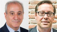 Juan Carlos Vera y Alfonso Serrano Sánchez-Capuchino.