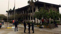 Atentado en Libia reivindicado por el Estado Islámico (Foto: AFP)