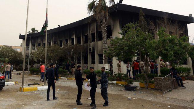 Milicias de Trípoli reciben ayuda de mercenarios extranjeros