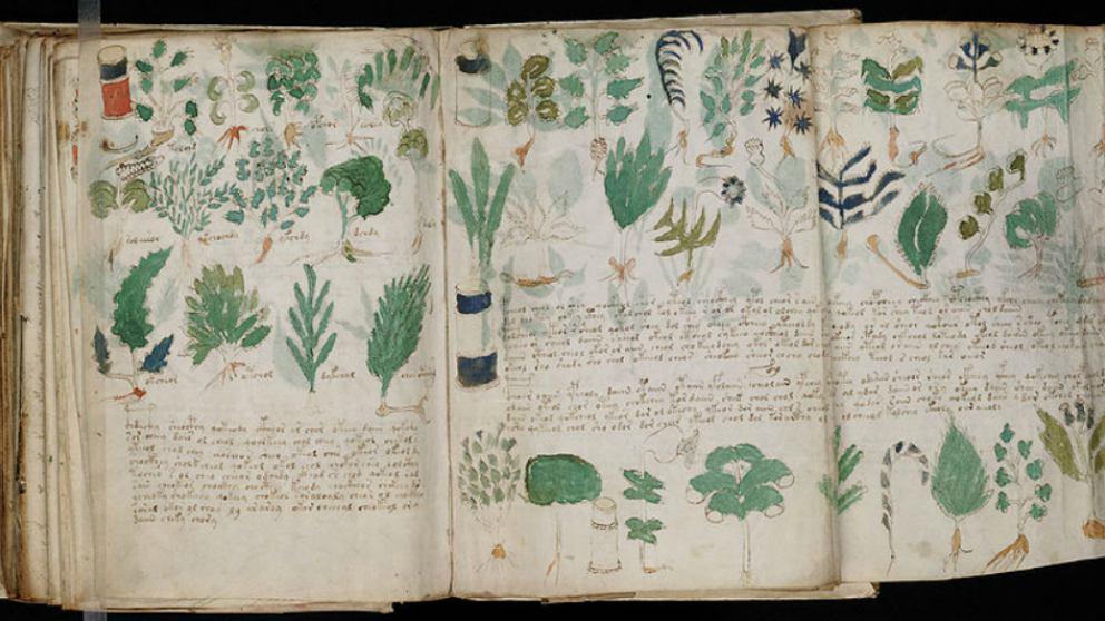 Manuscrito Voynich, el escrito que nadie logró descifrar