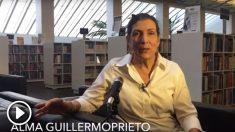 Alma Guillermoprieto.