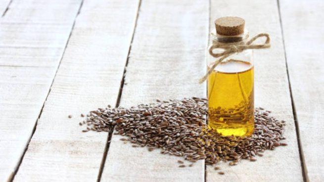 como comer aceite de lino