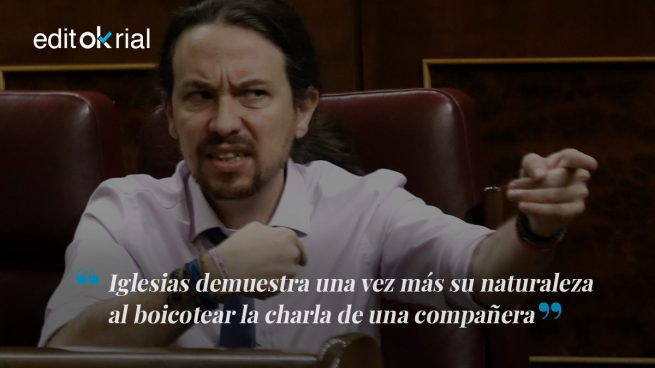 Pablo Iglesias: machista y autoritario