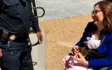 El Senado Estadounidense acepta que los bebés acompañen a sus padres