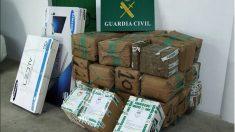 La Guardia Civil desarticuló una banda de 5 agentes que lideraba en Fuerteventura una organización de narcotráfico en la 'operación Botavara'.