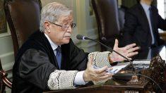 El magistrado emérito del Tribunal Supremo Joaquín Giménez. | Sentencia La Manada