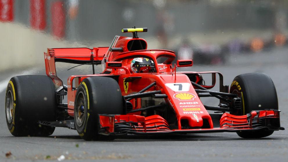 Según ha confirmado Toto Wolff, los estudios que tienen en Mercedes aseguran que, a día de hoy, Ferrari tiene el motor más potente de la parrilla. (Getty)