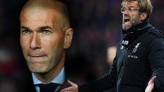 Zidane es el preferido del madridismo y Klopp la alternativa.