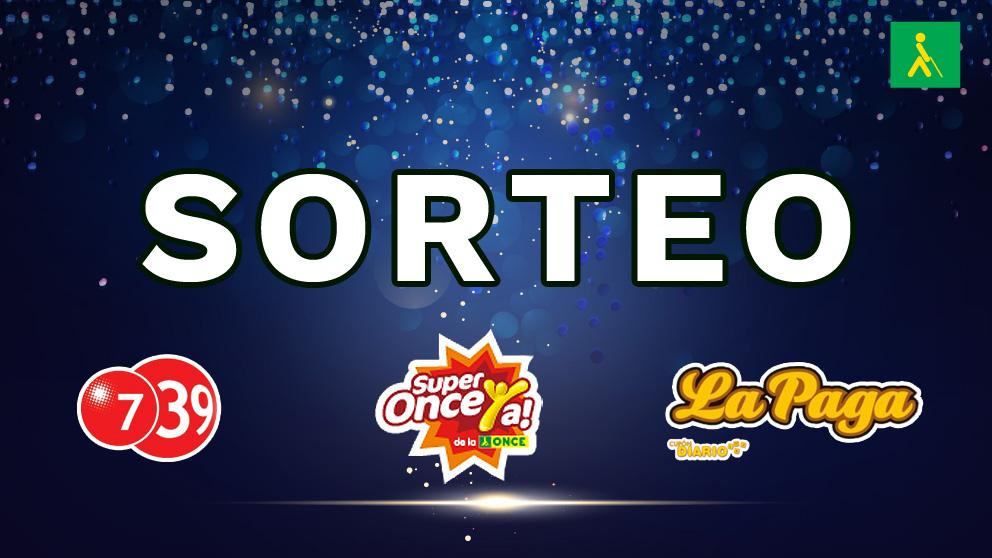 Comprueba el resultado de los sorteos de la ONCE hoy: Cupón Diario, Super Once y 7/39.