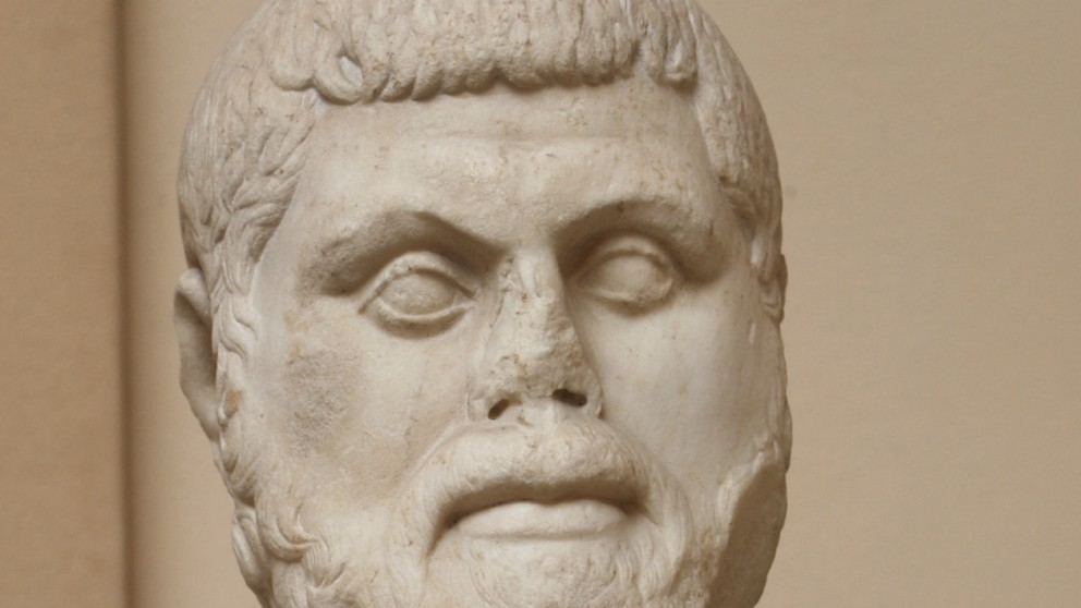 Temístocles un héroe que salvó a Atenas y siempre le fue fiel.