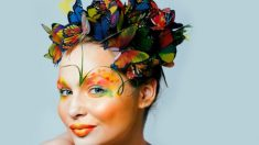 Distintas ideas para hacer un bonito maquillaje de mariposa