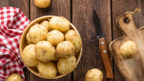 Los datos más curiosos de las patatas.