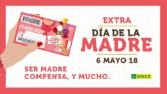 Sorteo Extra del Día de la Madre 2018 de la ONCE.