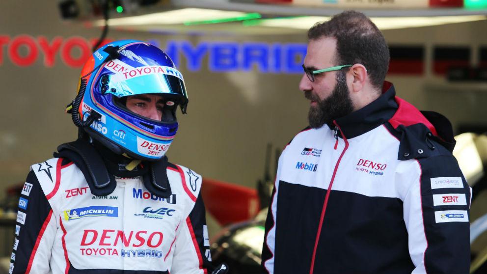 Fernando Alonso debuta este fin de semana con Toyota en el mundial de resistencia con la disputa de las 6 horas de Spa-Francorchamps.