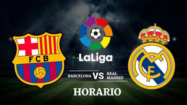ريال مدريد وبرشلونة بث مباشر