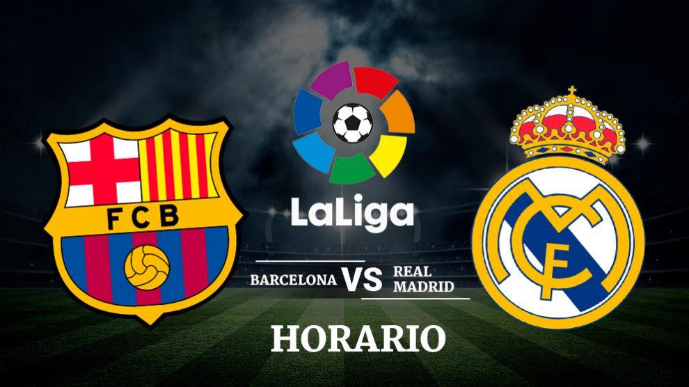 Barcelona – Real Madrid | Liga Santander | Fútbol hoy