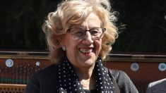 La alcaldesa de Madrid, Manuela Carmena. (Foto: Madrid)