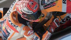 Marc Márquez ha afirmado que se siente bien sobre su Honda en Jerez, aunque considera que todavía existe margen de mejora de cara al domingo. (Getty)