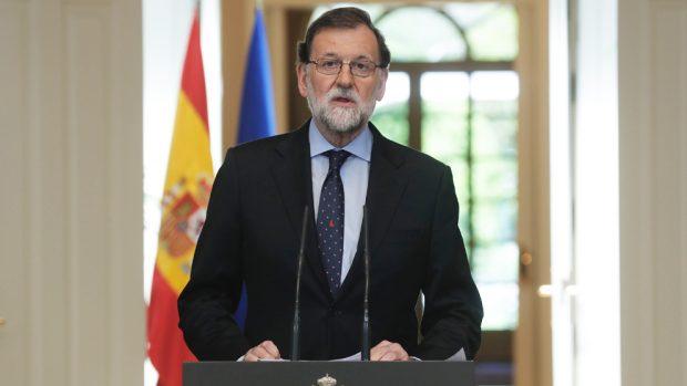 Mariano Rajoy banco españa