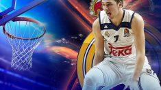Luka Doncic es uno de los candidatos a MVP de la Euroliga.