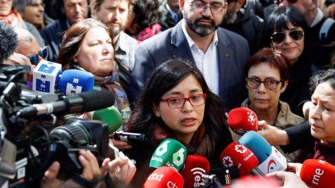 Rommy Arce, concejal del Ayuntamiento de Madrid. (Foto: EFE)
