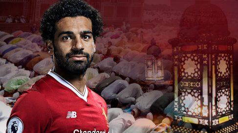 Mohamed Salah llega a la final de Champions en pleno Ramadán. | Final Champions League 2018