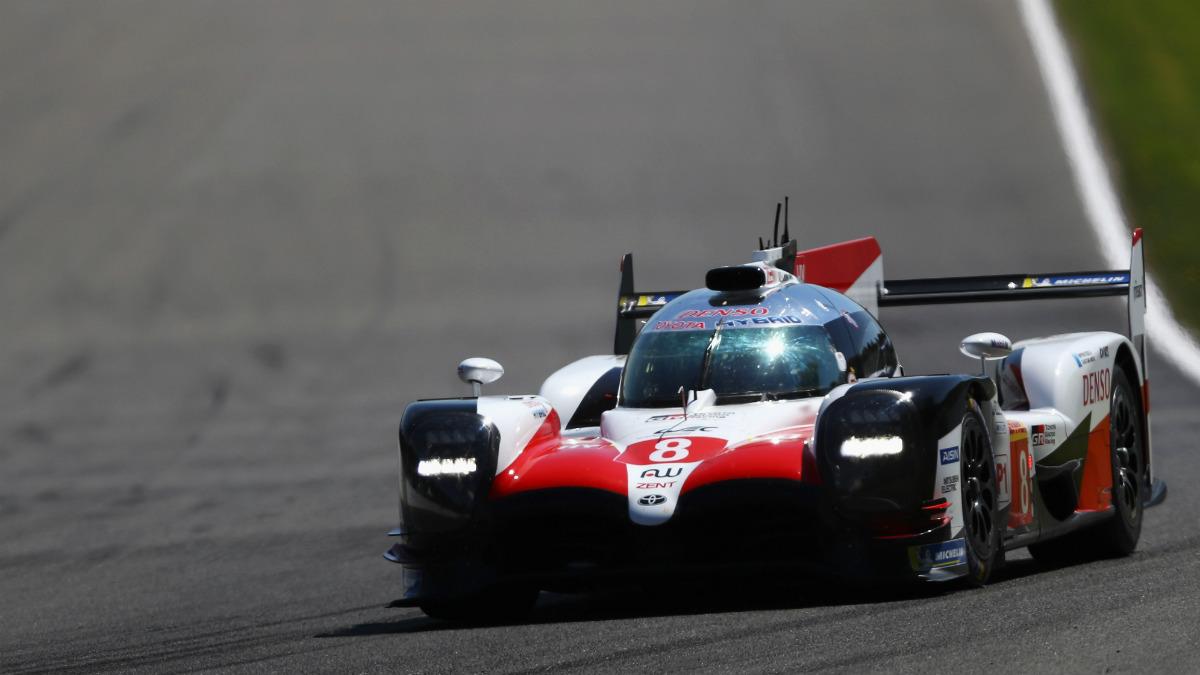 Fernando Alonso ganó en Spa después de un apasionante final. (Getty)   6 horas de Spa   Fernando Alonso