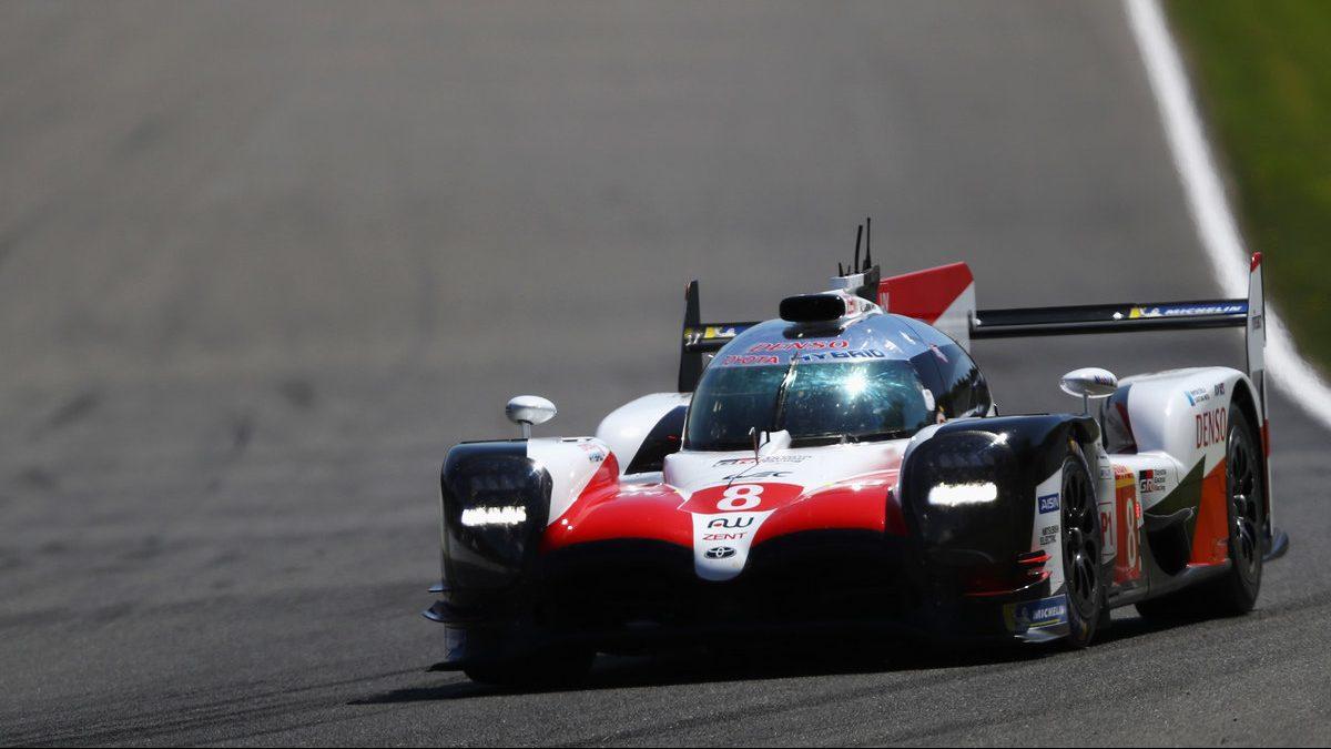 Fernando Alonso, en las 6 horas de Spa (Getty)