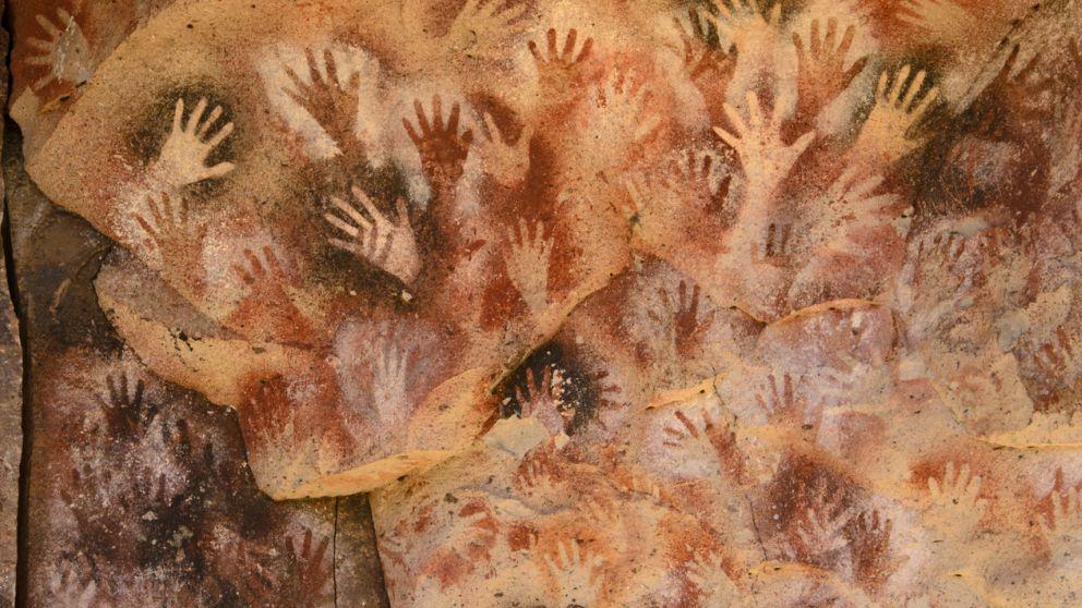 Resultado de imagen de homo sapiens cave art