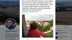 Cuenta en Twitter de Josep Rull. | Última hora Cataluña