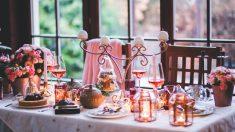 Pasos para poner la mesa muy bonita y de forma correcta