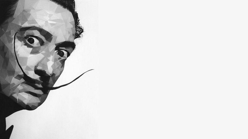 Salvador Dalí, un artista muy especial
