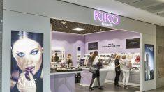 Una de las tiendas de Kiko Milano (Foto. Kiko Milano)