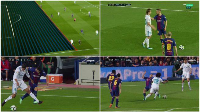 Todas las polémicas del Barcelona – Real Madrid